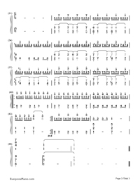 Somewhere Only We Know-Numbered-Musical-Notation-Preview-3