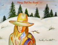 Mary Did You Know-Kathy Mattea