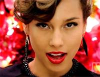 Girl On Fire - Alicia Keys ft. Nicki Minaj