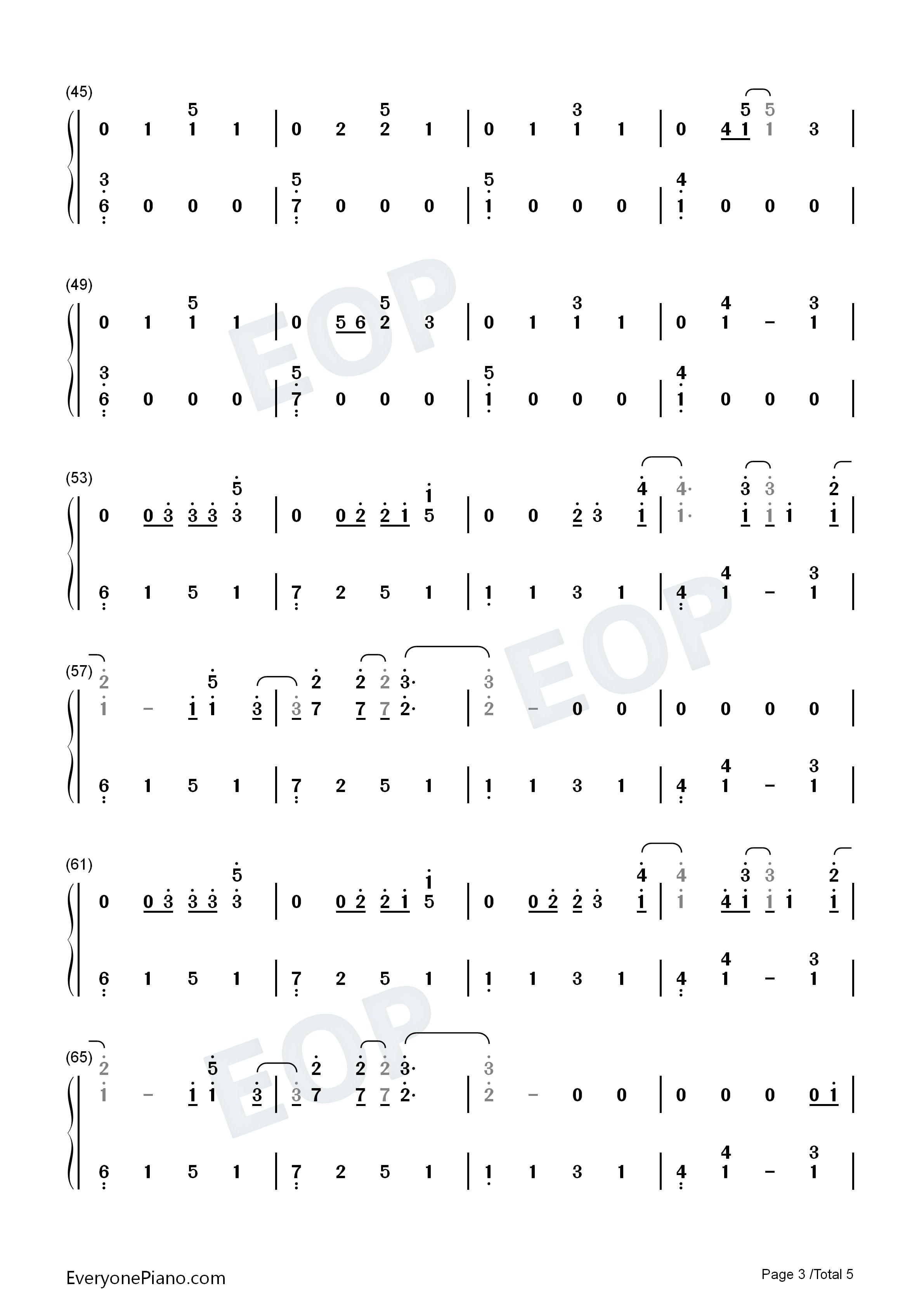 autumn leaves piano sheet music free pdf