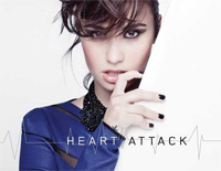 Heart Attack-Demi Lovato