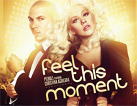 Feel This Moment-Pitbull ft. Christina Aguilera