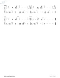 She Will Be Loved-Maroon 5-Numbered-Musical-Notation-Preview-4