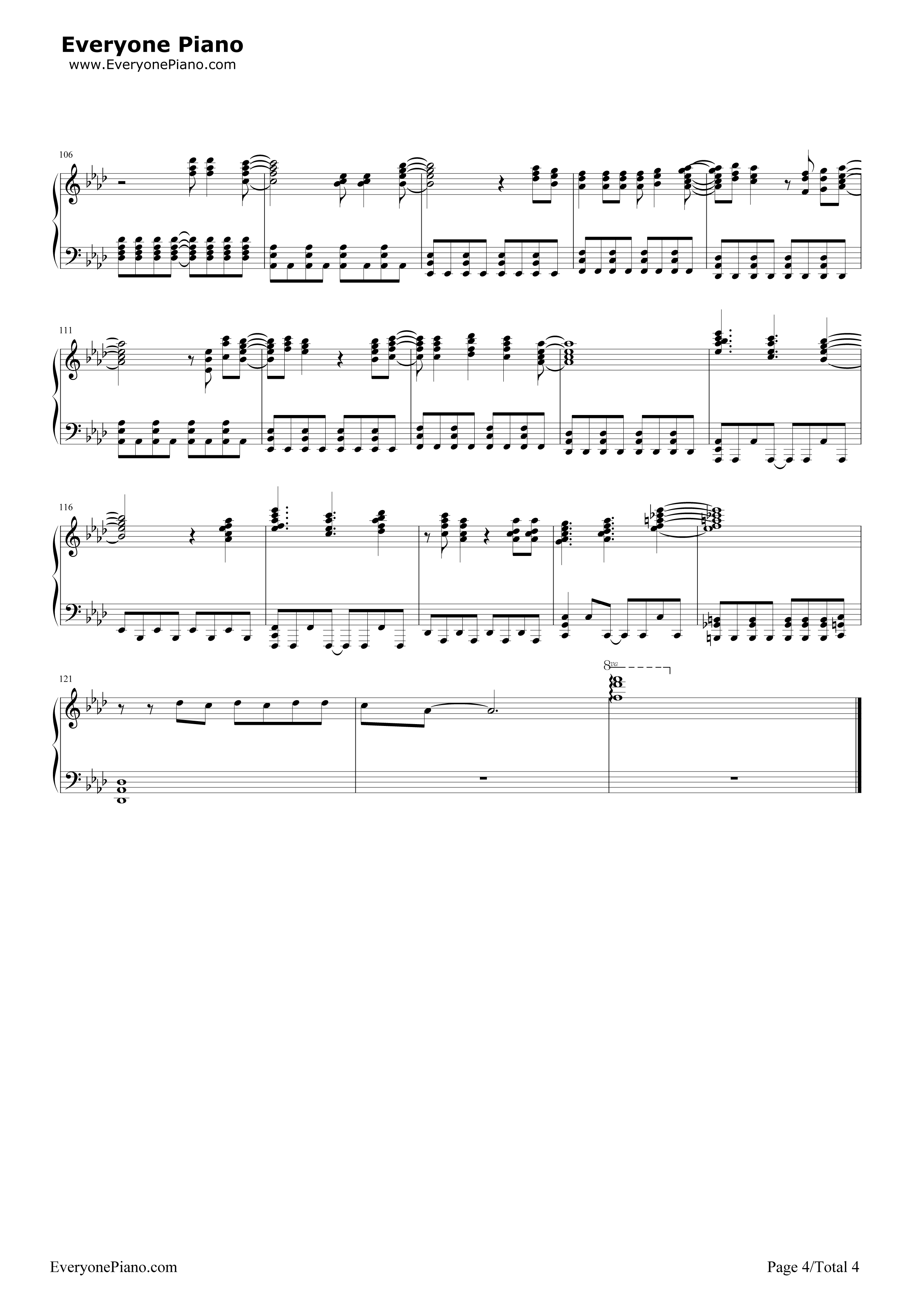 It go full version frozen ost stave preview 4 free piano sheet music