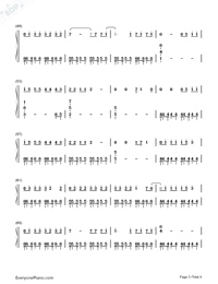 Team-Lorde-Numbered-Musical-Notation-Preview-3