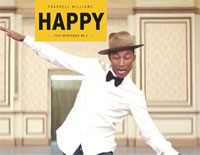 Happy-Pharrell Williams