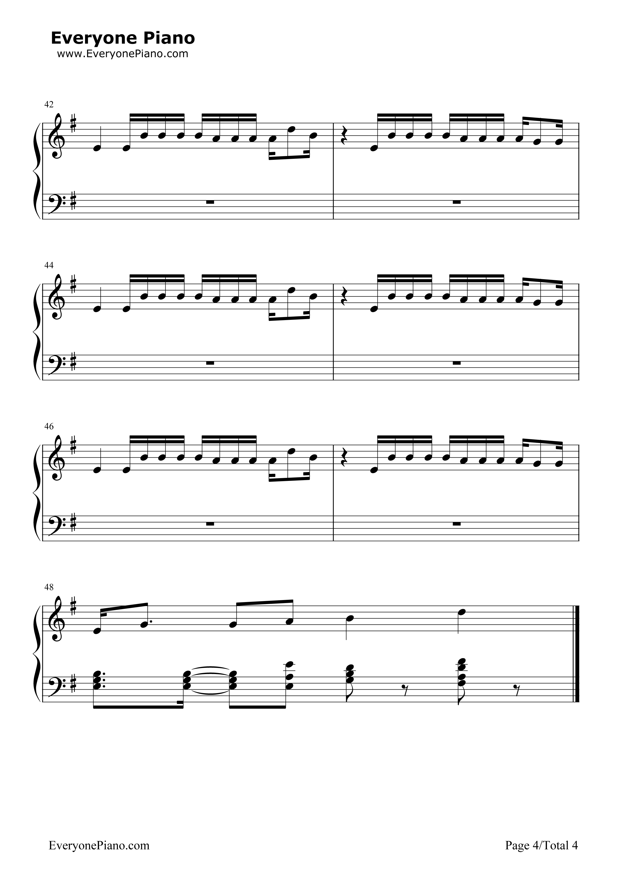 animals martin garrix sheet music pdf