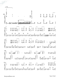Right Here Waiting-Numbered-Musical-Notation-Preview-4