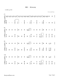 History-EXO-Numbered-Musical-Notation-Preview-1