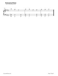HISTORY-EXO五線譜プレビュー5