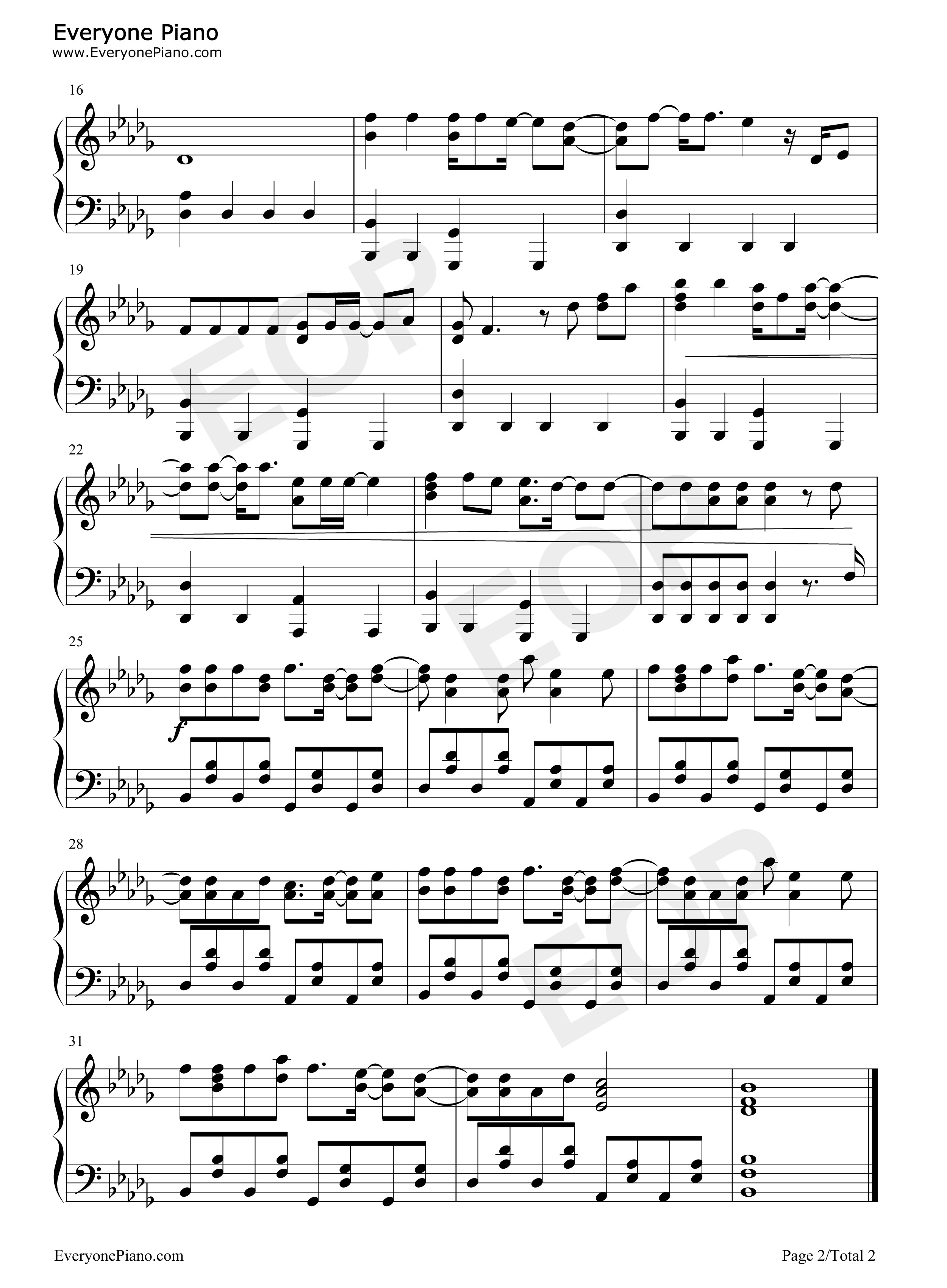 Little talks of monsters and men stave preview 2 free piano sheet listen now print sheet little talks of monsters and men stave preview 2 hexwebz Image collections
