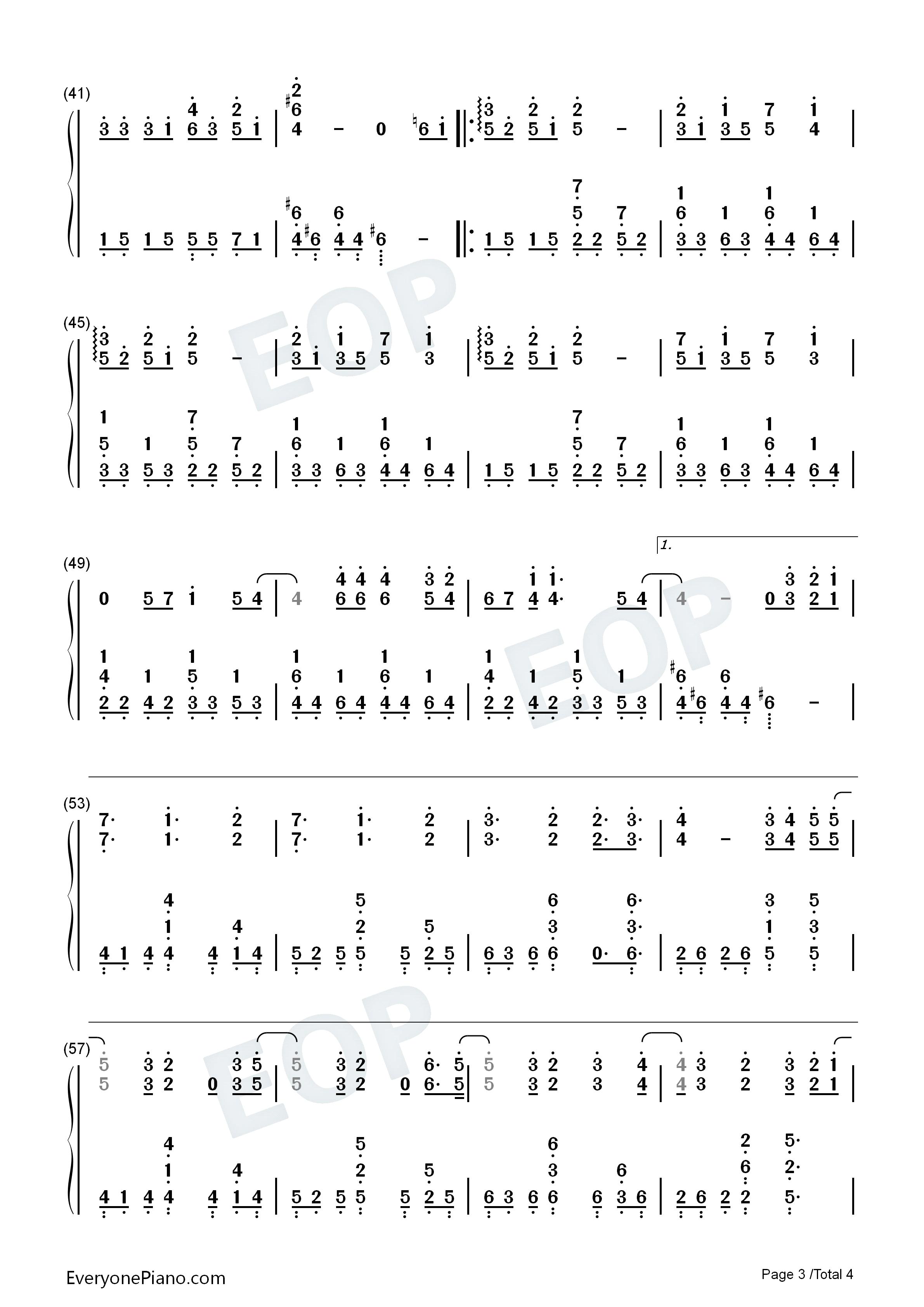 Take A Bow Guitar Chords