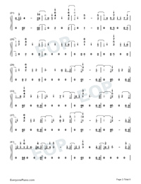End Game-Taylor Swift-Numbered-Musical-Notation-Preview-2