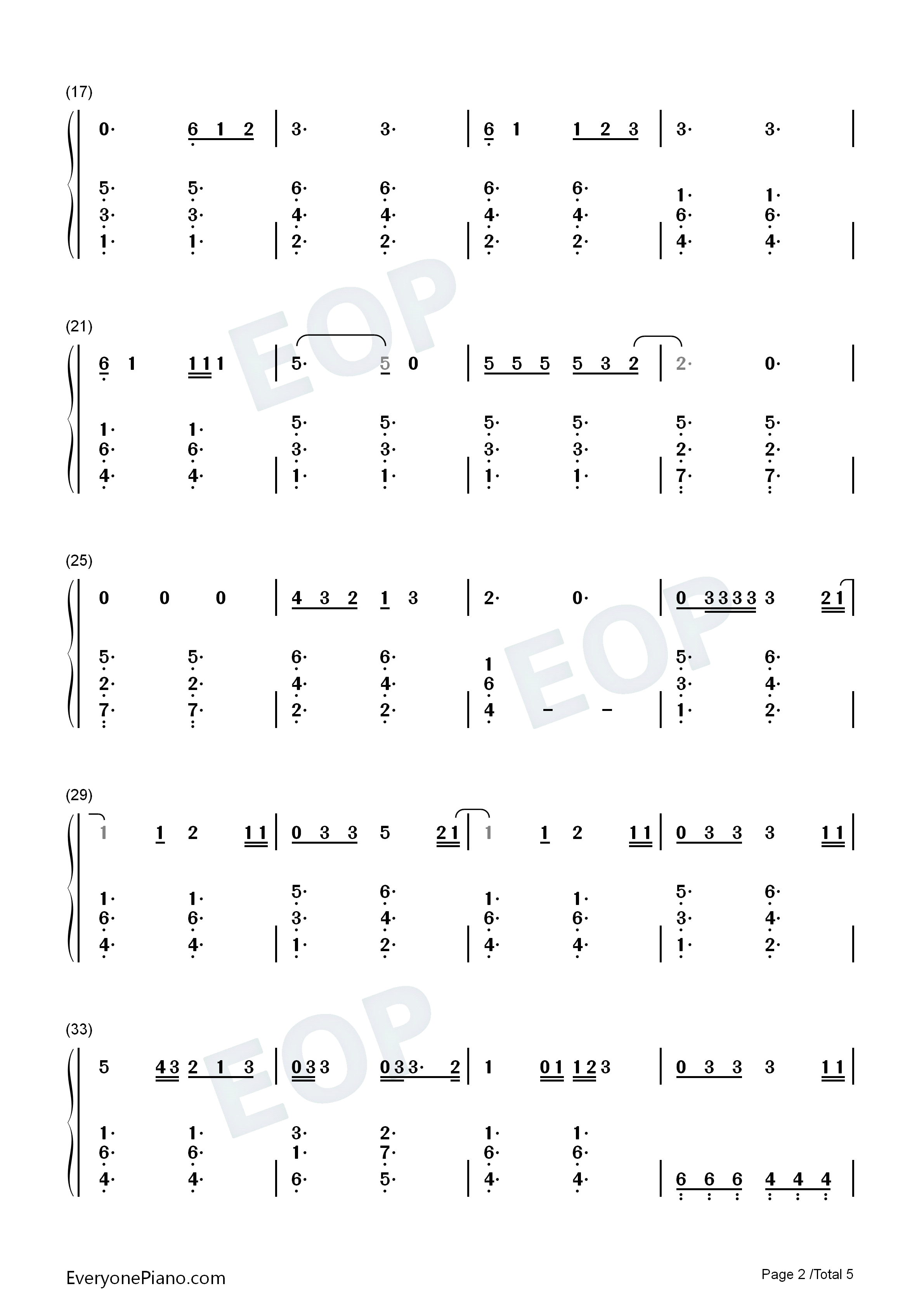 Give me love ed sheeran numbered musical notation preview 2 free listen now print sheet give me love ed sheeran numbered musical notation preview 2 hexwebz Choice Image
