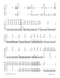 ODDS ENDS-Hatsune Miku-Numbered-Musical-Notation-Preview-5