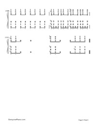 ODDS ENDS-Hatsune Miku-Numbered-Musical-Notation-Preview-8