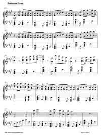 Don T Matter Akon Free Piano Sheet Music Piano Chords