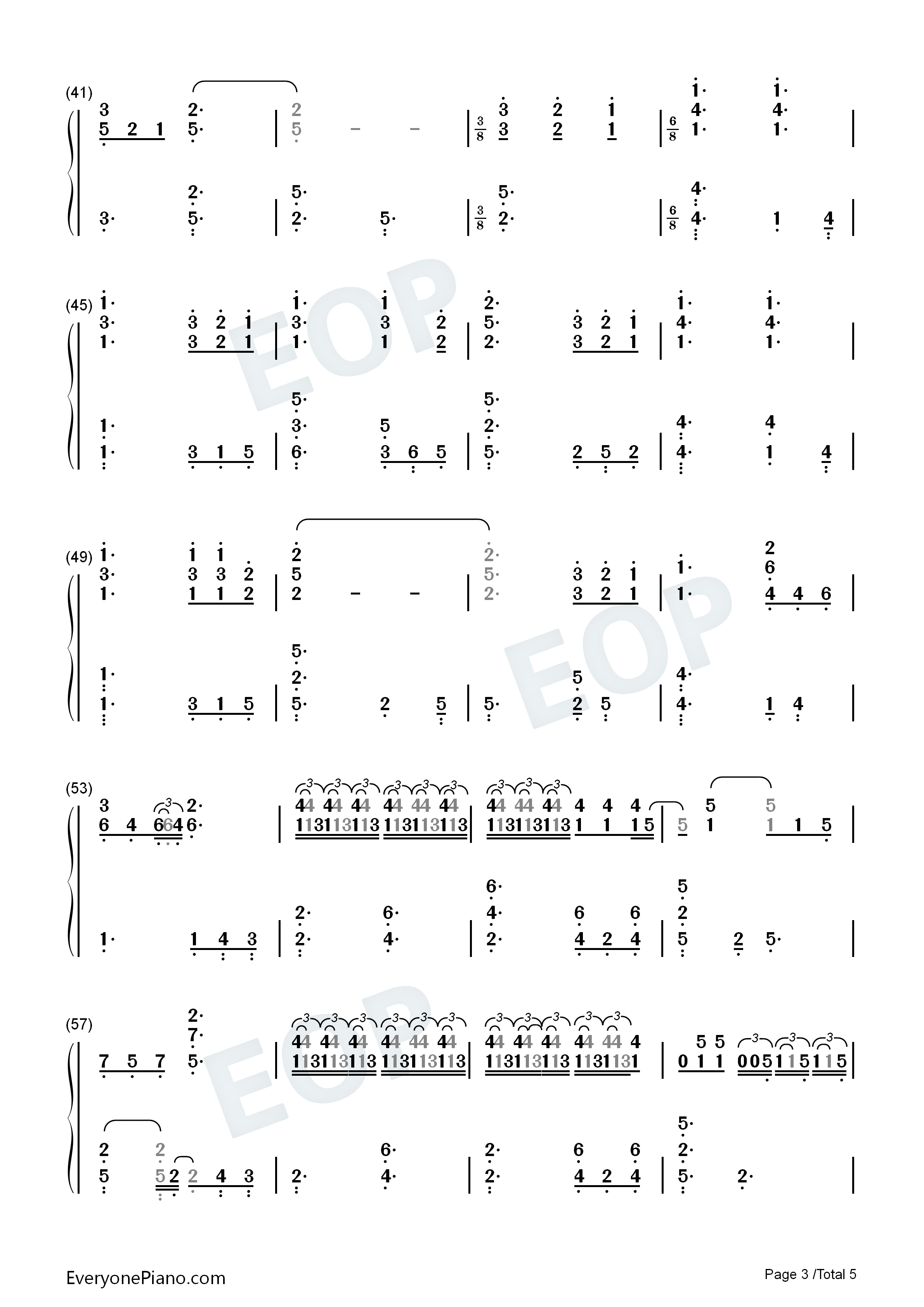 I wont give up jason mraz numbered musical notation preview 3 listen now print sheet i wont give up jason mraz numbered musical notation preview 3 hexwebz Images