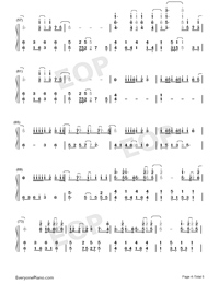 Smile-Avril Lavigne Free Piano Sheet Music & Piano Chords
