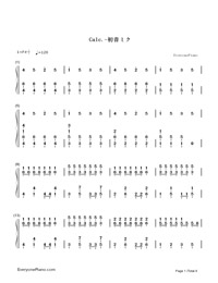 Calc.-Hatsune Miku-Numbered-Musical-Notation-Preview-1