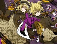 Trick and Treat-Kagamine Rin & Kagamine Len