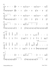 Only Time Enya Free Piano Sheet Music Piano Chords
