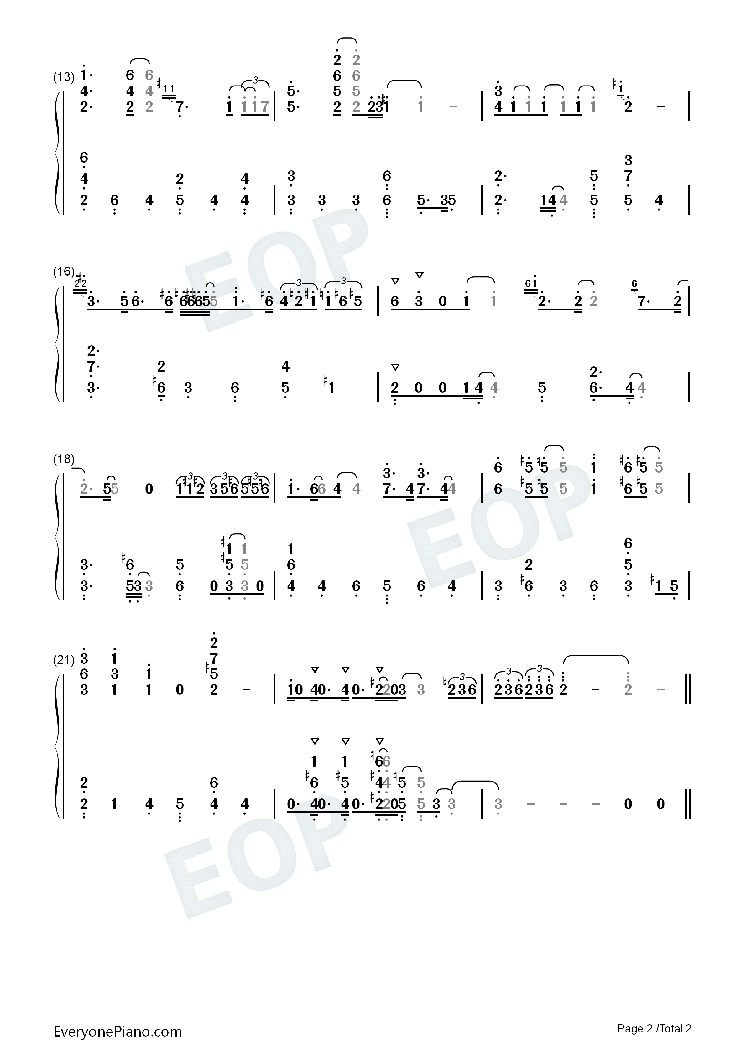 Fly me to the moon bart howard numbered musical notation preview 2 listen now print sheet fly me to the moon bart howard numbered musical notation preview 2 hexwebz Choice Image