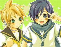 Magical☆Nuko Len Len-Kagamine Len