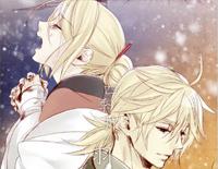 Shikiori no Hane-Kagamine Rin & Len