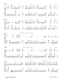 ロスタイムメモリー-IA両手略譜プレビュー11