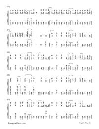ロスタイムメモリー-IA両手略譜プレビュー5