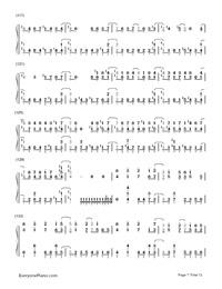 ロスタイムメモリー-IA両手略譜プレビュー7