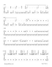 ロスタイムメモリー-IA両手略譜プレビュー9
