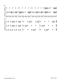 Smooth Criminal-Michael Jackson-Numbered-Musical-Notation-Preview-6