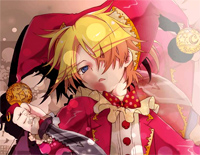 Gobanme no Pierrot-The Fifth Pierrot-Kagamine Len