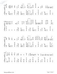 Matryoshka-Hatsune Miku & GUMI-Numbered-Musical-Notation-Preview-10
