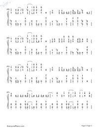 Matryoshka-Hatsune Miku & GUMI-Numbered-Musical-Notation-Preview-4