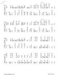 Matryoshka-Hatsune Miku & GUMI-Numbered-Musical-Notation-Preview-7
