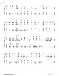 Matryoshka-Hatsune Miku & GUMI-Numbered-Musical-Notation-Preview-8