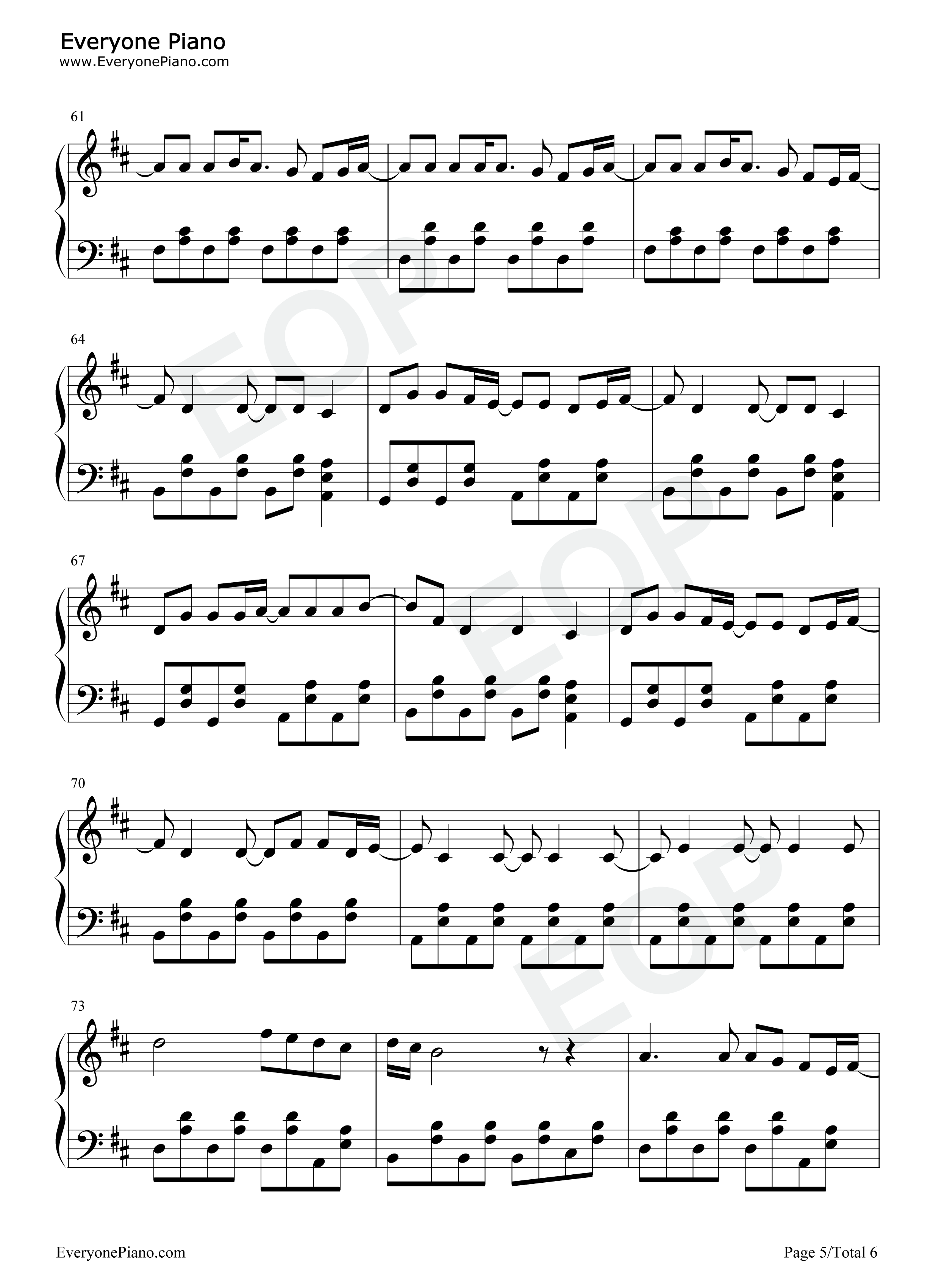 Hey There Delilah Plain White Ts Free Piano Sheet Music Piano Chords