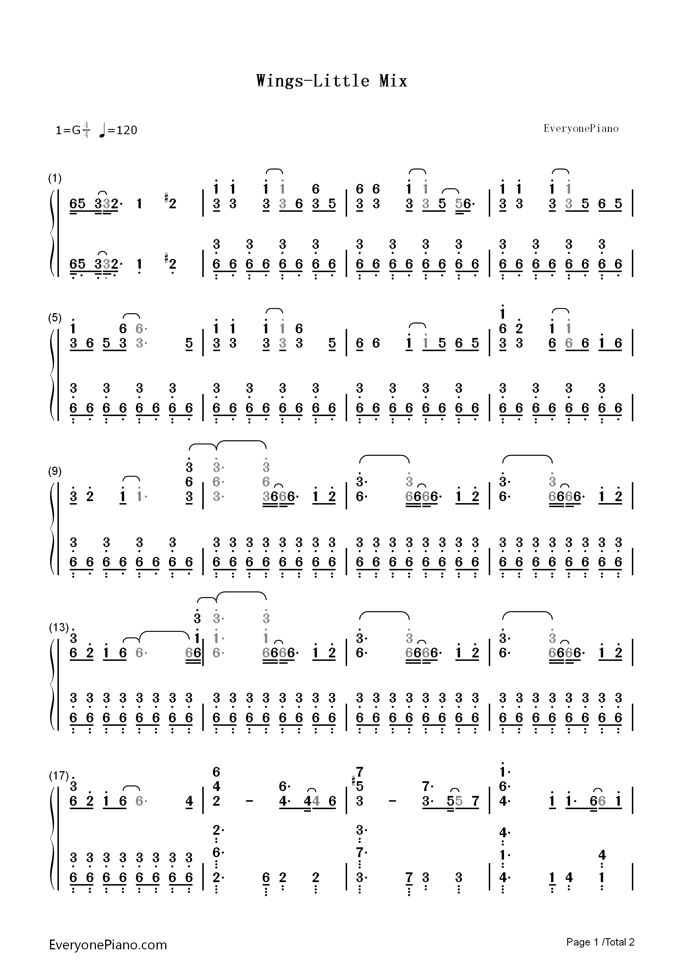 little wing sheet music pdf