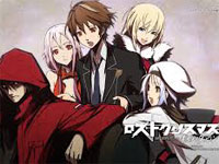 Planetes-Guilty Crown: Lost Christmas OVA Theme