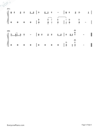 Chandelier-Sia-Numbered-Musical-Notation-Preview-5