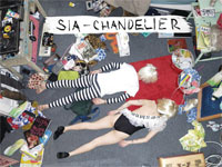 Chandelier-Sia