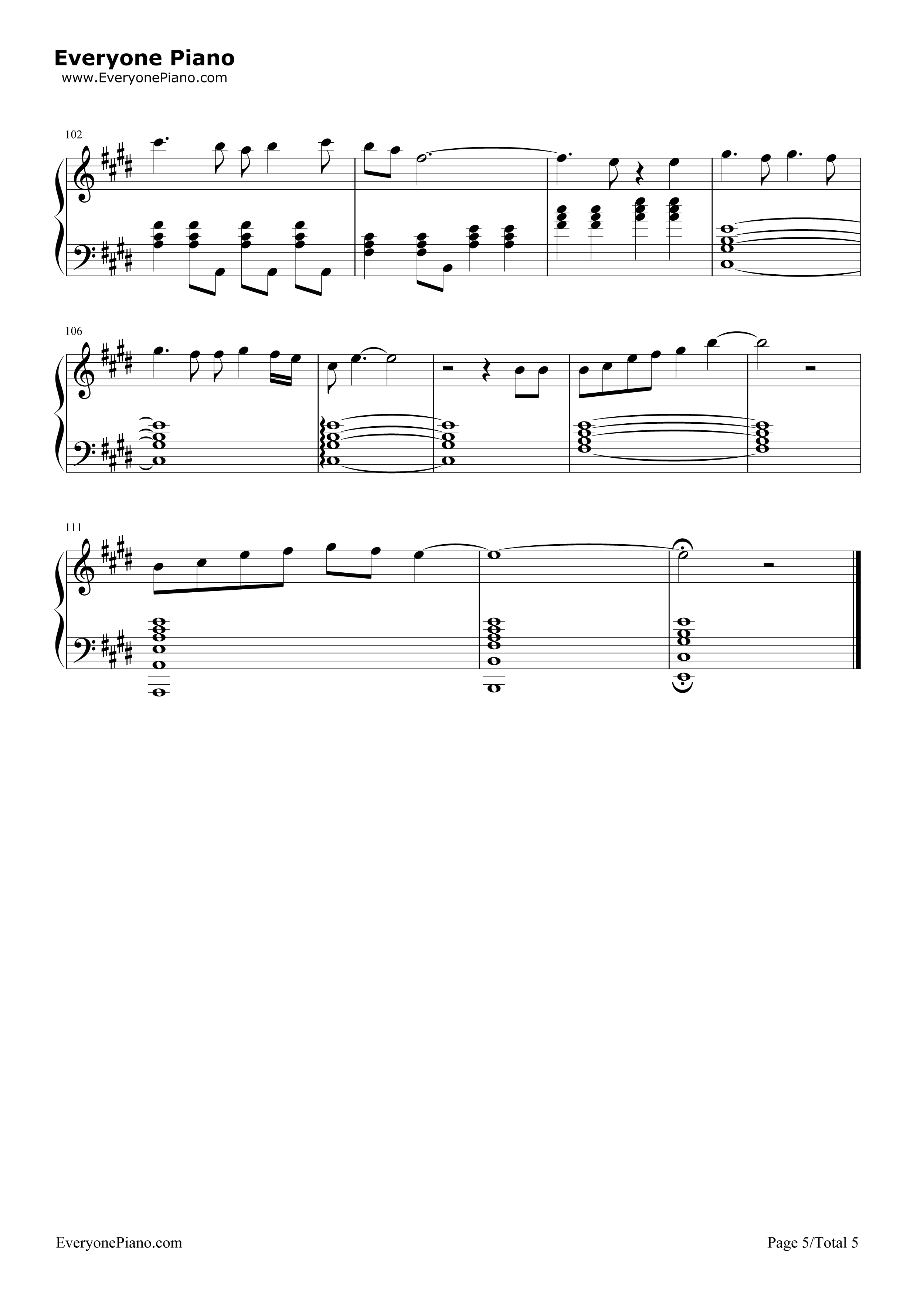 Chords To Lay Me Down