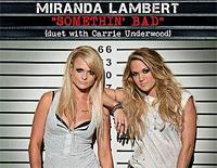Something Bad-Miranda Lambert&Carrie Underwood