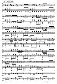 Chords for AKINO - Nageki no Tabi - chordu.com