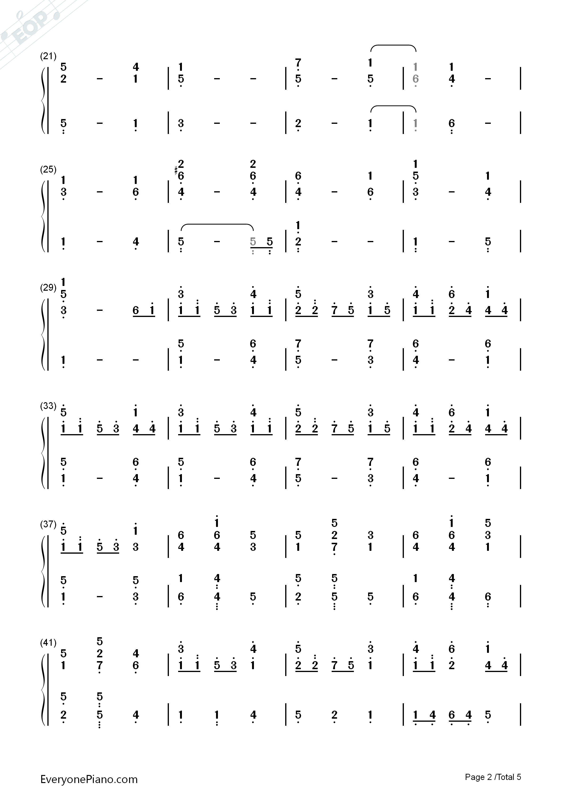 In christ alone owl city numbered musical notation preview 2 free listen now print sheet in christ alone owl city numbered musical notation preview 2 hexwebz Images