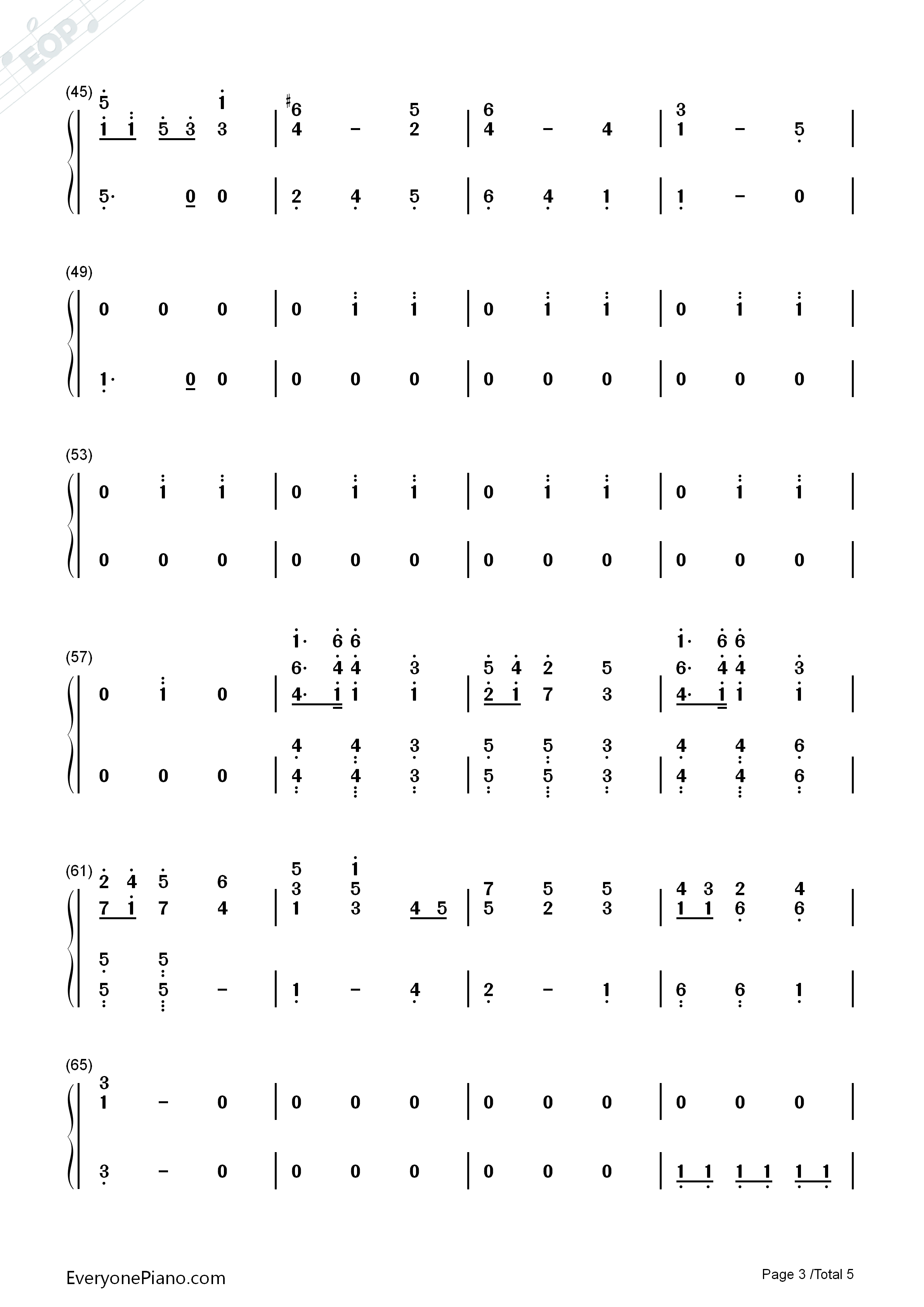 In christ alone owl city numbered musical notation preview 3 free listen now print sheet in christ alone owl city numbered musical notation preview 3 hexwebz Images