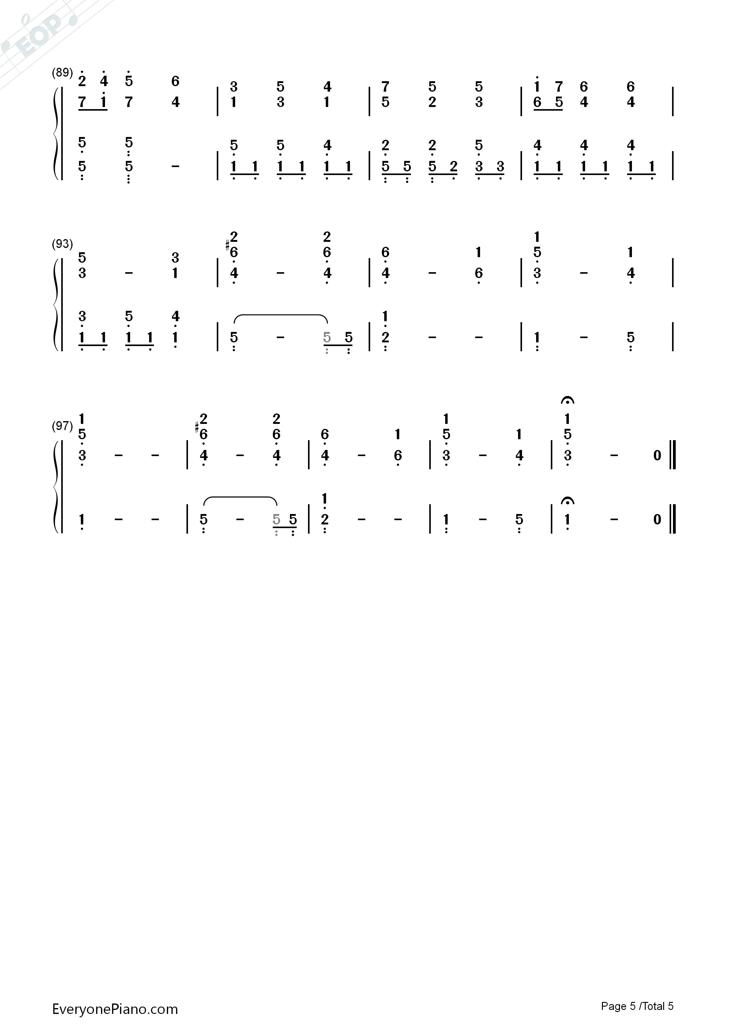 In christ alone owl city numbered musical notation preview 5 free listen now print sheet in christ alone owl city numbered musical notation preview 5 hexwebz Images